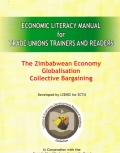 ECONOMIC LITERACY MANUAL For TRADE UNIONS TRAINERS & READERS